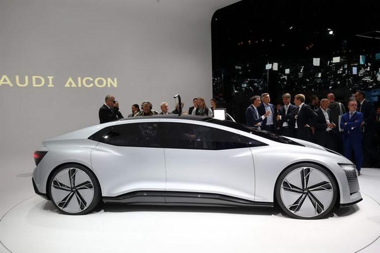 Sieu xe oto dien Audi Aicon tu lai 100% lo dien-Hinh-10