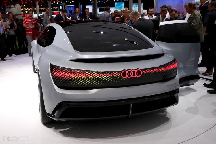 Sieu xe oto dien Audi Aicon tu lai 100% lo dien-Hinh-7