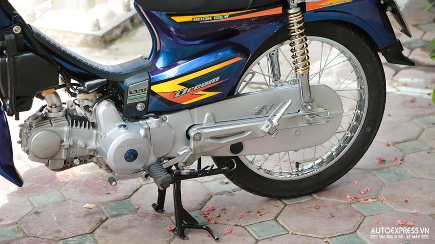Dan choi Ha Noi do Honda Dream Thai 50 trieu dong-Hinh-11