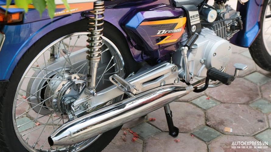 Dan choi Ha Noi do Honda Dream Thai 50 trieu dong-Hinh-12