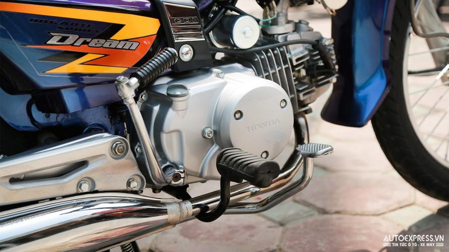 Dan choi Ha Noi do Honda Dream Thai 50 trieu dong-Hinh-13
