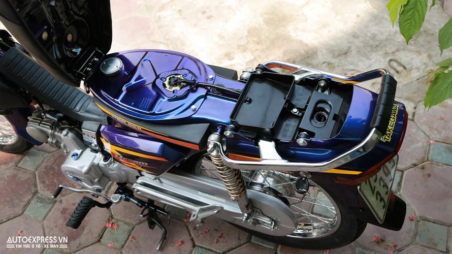 Dan choi Ha Noi do Honda Dream Thai 50 trieu dong-Hinh-15
