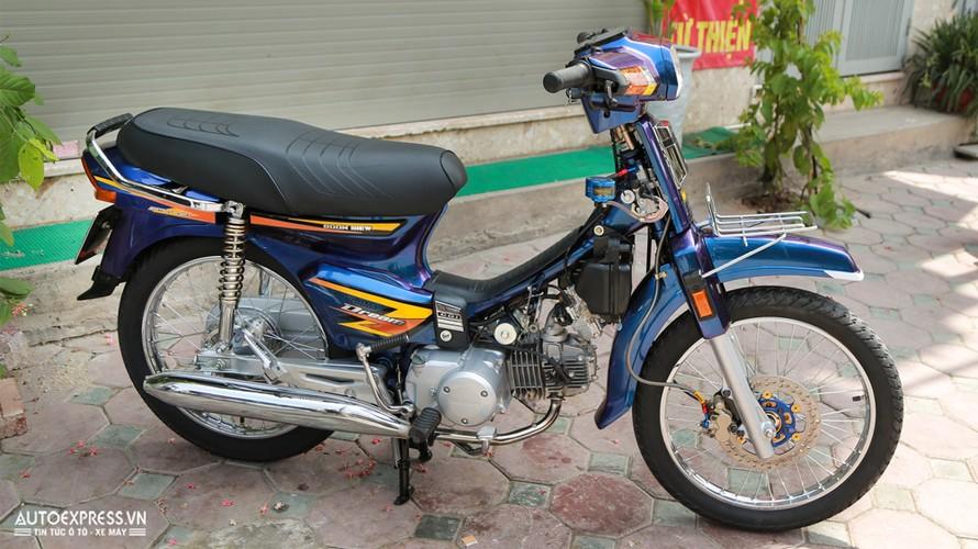 Dan choi Ha Noi do Honda Dream Thai 50 trieu dong-Hinh-4
