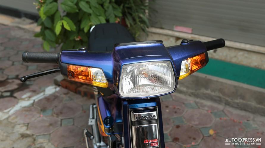 Dan choi Ha Noi do Honda Dream Thai 50 trieu dong-Hinh-6
