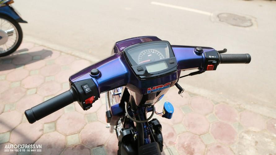 Dan choi Ha Noi do Honda Dream Thai 50 trieu dong-Hinh-7