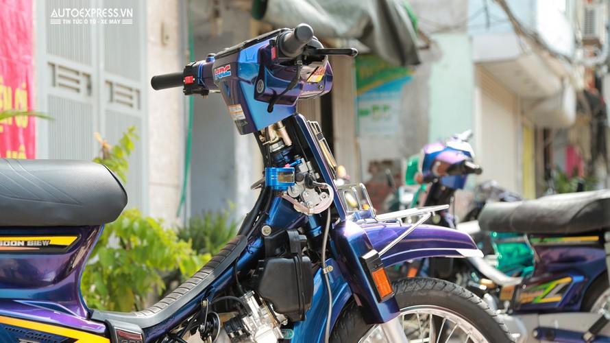 Dan choi Ha Noi do Honda Dream Thai 50 trieu dong-Hinh-8
