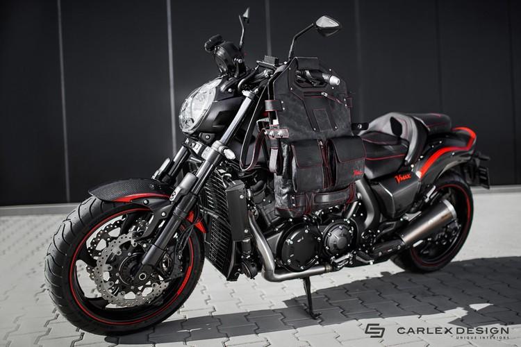 """""""Ma toc do"""" Yamaha Vmax do sieu doc cua Carlex Design-Hinh-9"""
