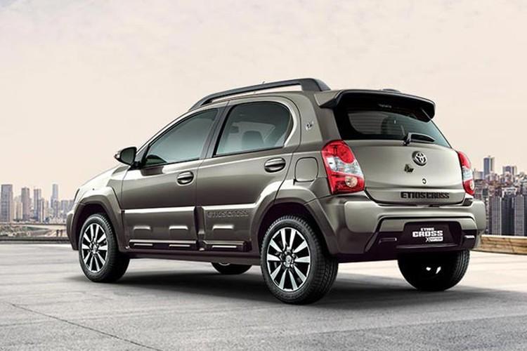 """Xe oto Toyota Etios Cross X-Edition """"sieu re"""" gia chi 238 trieu-Hinh-2"""