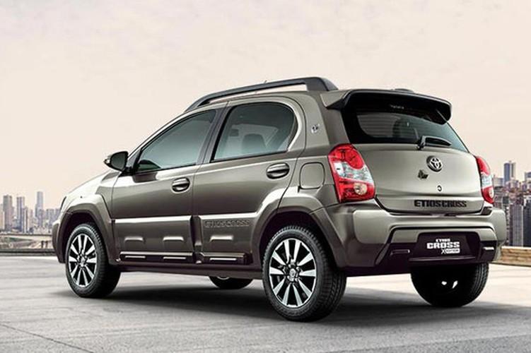 """Xe oto Toyota Etios Cross X-Edition """"sieu re"""" gia chi 238 trieu-Hinh-8"""