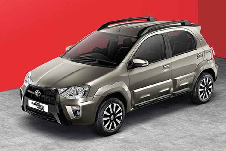 "Xe oto Toyota Etios Cross X-Edition ""sieu re"" gia chi 238 trieu"