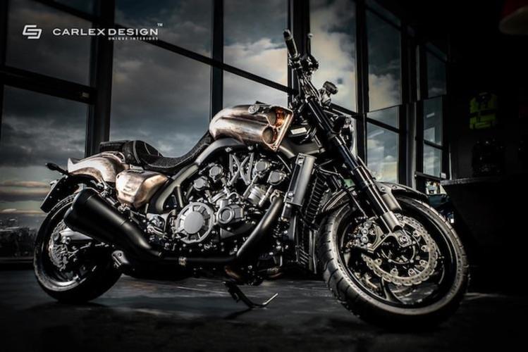 """""""Ma toc do"""" Yamaha Vmax do sieu doc cua Carlex Design-Hinh-2"""