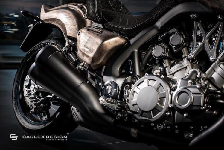 """""""Ma toc do"""" Yamaha Vmax do sieu doc cua Carlex Design-Hinh-3"""