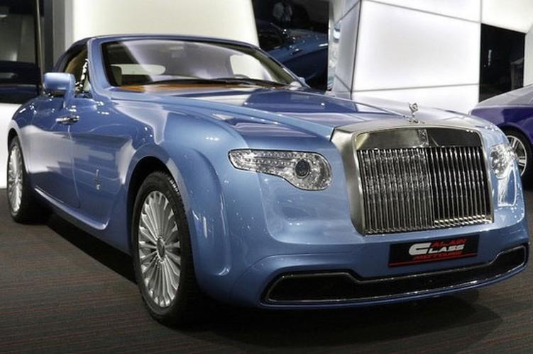 """Phat sot"" voi xe sang doc nhat Rolls-Royce Hyperion 54 ty"