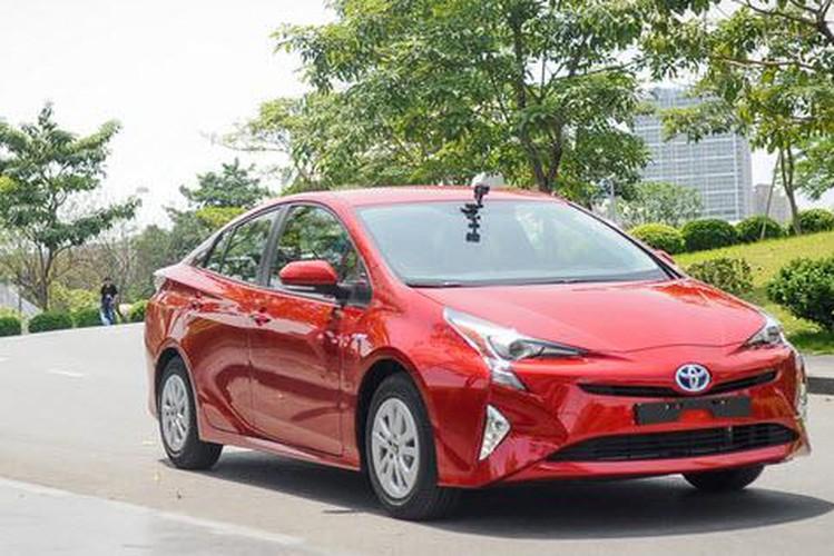 Top 10 mau xe oto hybrid tot nhat trong nam 2017-Hinh-10