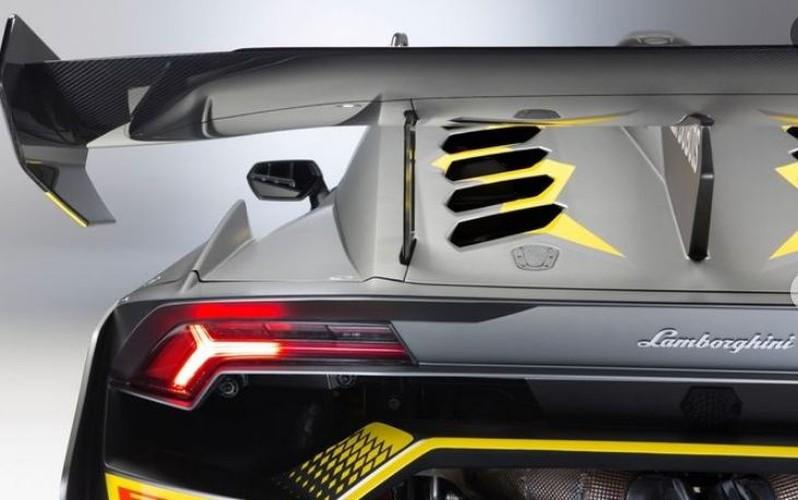 Lamborghini ra mat Huracan Super Trofeo EVO sieu khung-Hinh-10