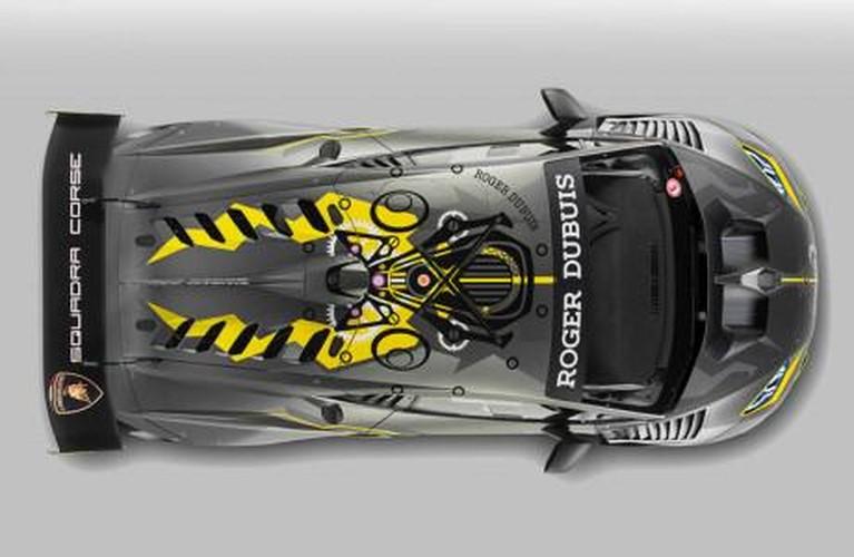 Lamborghini ra mat Huracan Super Trofeo EVO sieu khung-Hinh-5
