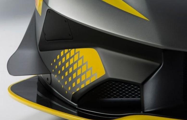 Lamborghini ra mat Huracan Super Trofeo EVO sieu khung-Hinh-8