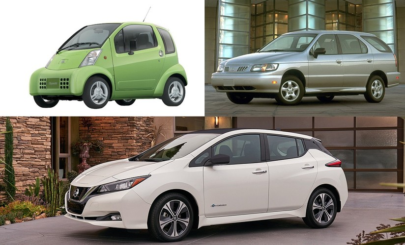 Nissan gioi thieu loat xe oto moi tai JCCS lan thu 13
