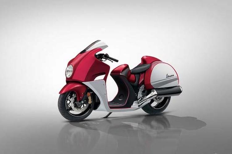 """""""Te ngua"""" voi loat thiet ke moto phong cach Vespa-Hinh-5"""