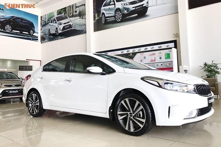 """Kia Morning giam gia """"dau"""" Hyundai i10 tai Viet Nam-Hinh-7"""