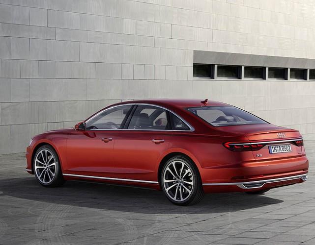"""Audi A8 2018 chinh thuc ra mat """"chot gia"""" 2,3 ty dong-Hinh-10"""
