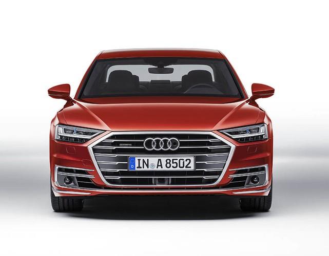 """Audi A8 2018 chinh thuc ra mat """"chot gia"""" 2,3 ty dong-Hinh-4"""
