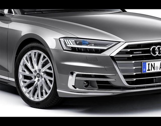 """Audi A8 2018 chinh thuc ra mat """"chot gia"""" 2,3 ty dong-Hinh-5"""