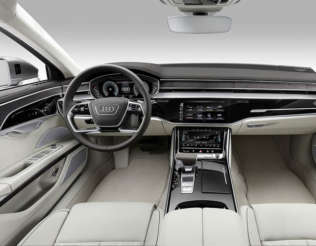"""Audi A8 2018 chinh thuc ra mat """"chot gia"""" 2,3 ty dong-Hinh-6"""