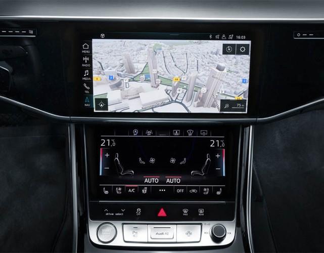 """Audi A8 2018 chinh thuc ra mat """"chot gia"""" 2,3 ty dong-Hinh-8"""