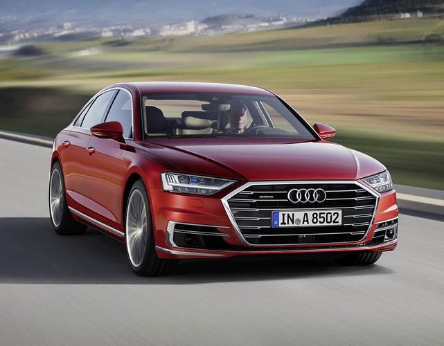 "Audi A8 2018 chinh thuc ra mat ""chot gia"" 2,3 ty dong"