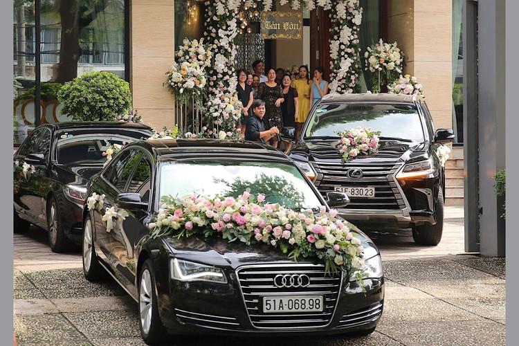 "Dan xe sang tien ty ruoc hoa hau Thu Thao ""ve dinh""-Hinh-2"