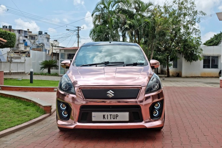 """""""Xe co"""" Suzuki Ertiga len doi sieu xe sang Rolls-Royce-Hinh-4"""