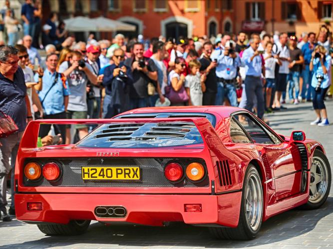 """Nhung mau sieu xe Ferrari """"dinh"""" nhat moi thoi dai-Hinh-4"""