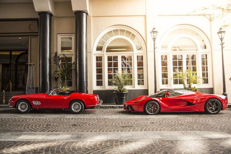 """Nhung mau sieu xe Ferrari """"dinh"""" nhat moi thoi dai"""