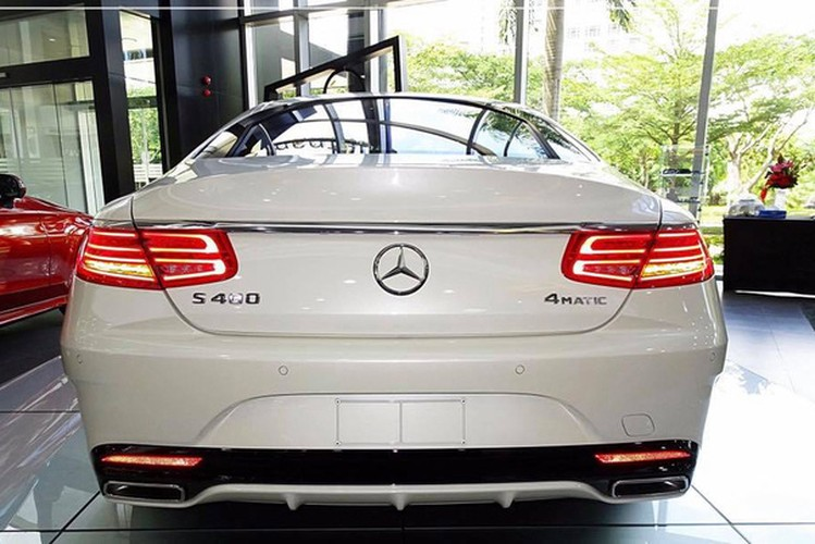 """Cham mat"" Mercedes-Benz S400 Coupe hon 6 ty tai VN-Hinh-13"
