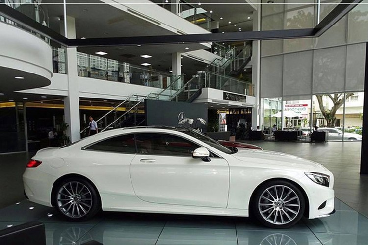 """Cham mat"" Mercedes-Benz S400 Coupe hon 6 ty tai VN-Hinh-14"