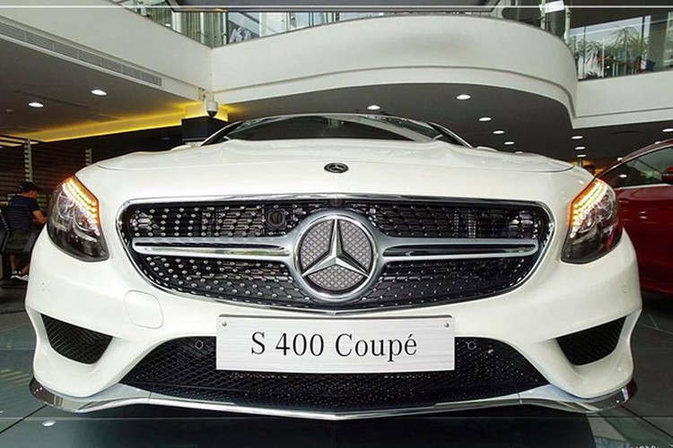 """Cham mat"" Mercedes-Benz S400 Coupe hon 6 ty tai VN-Hinh-2"