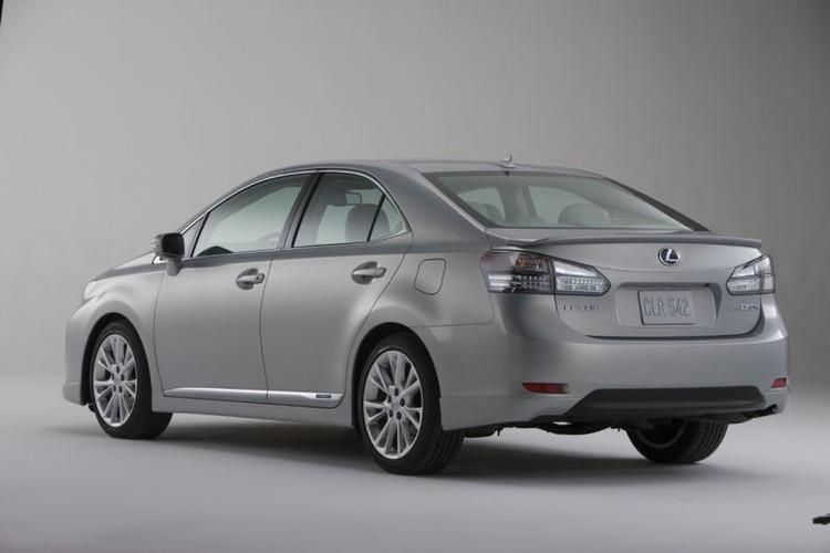 """Gan 20 nghin xe sang Lexus HS250h """"dinh loi"""" dien-Hinh-3"""