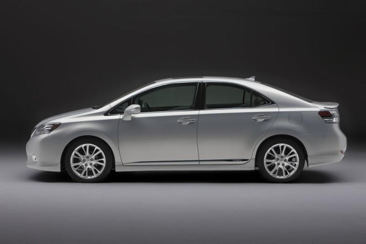 """Gan 20 nghin xe sang Lexus HS250h """"dinh loi"""" dien-Hinh-5"""