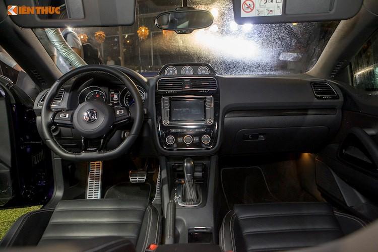 "Vua ra mat Viet Nam, Volkswagen Scirocco da bi ""khai tu""-Hinh-7"