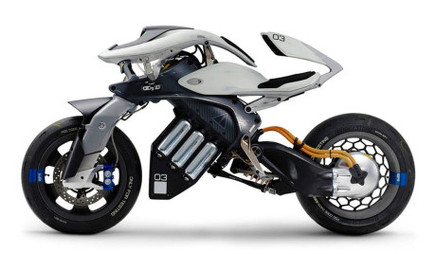 Xe moto Yamaha MOTOROiD co the nhan dien chu nhan-Hinh-2