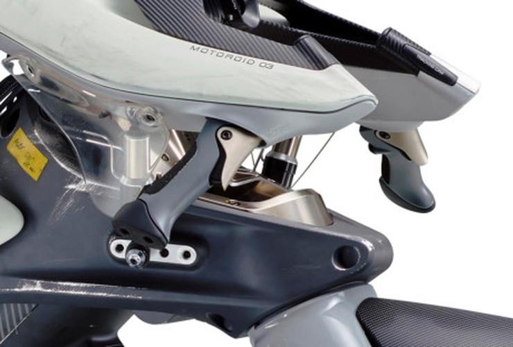 Xe moto Yamaha MOTOROiD co the nhan dien chu nhan-Hinh-6