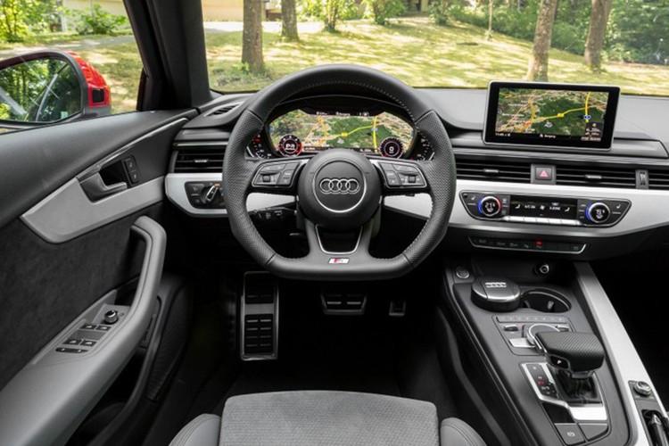 Top xe oto sedan co noi that dep nhat nam 2017-Hinh-7