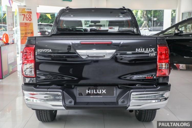 """Toyota Hilux 2017 ban nang cap """"chot gia"""" 469 trieu dong-Hinh-2"""