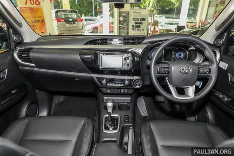 """Toyota Hilux 2017 ban nang cap """"chot gia"""" 469 trieu dong-Hinh-3"""