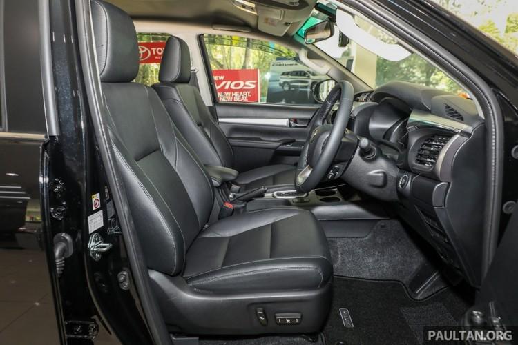 """Toyota Hilux 2017 ban nang cap """"chot gia"""" 469 trieu dong-Hinh-7"""