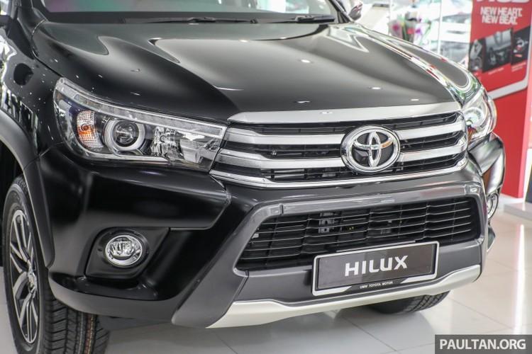 """Toyota Hilux 2017 ban nang cap """"chot gia"""" 469 trieu dong-Hinh-8"""