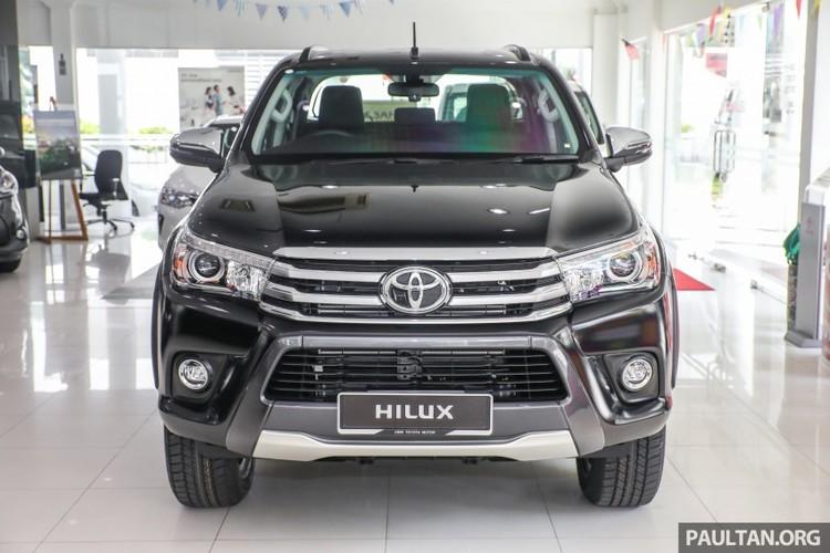 """Toyota Hilux 2017 ban nang cap """"chot gia"""" 469 trieu dong-Hinh-9"""