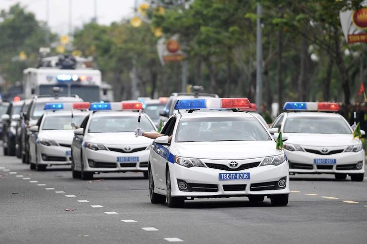 Dan xe dac chung lam nhiem vu bao ve APEC 2017-Hinh-5