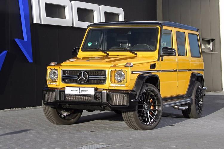 """Quai vat"" Mercedes-AMG G63 do Posaidon 850 ma luc-Hinh-2"